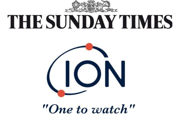 Sunday times Ion Science